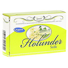 KAPPUS Holunder Seife 50 Gramm
