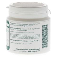 HYALURONSÄURE 50 mg Kapseln 90 Stück - Rechte Seite