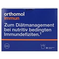 ORTHOMOL Immun Granulat Beutel 30 Stück - Vorderseite
