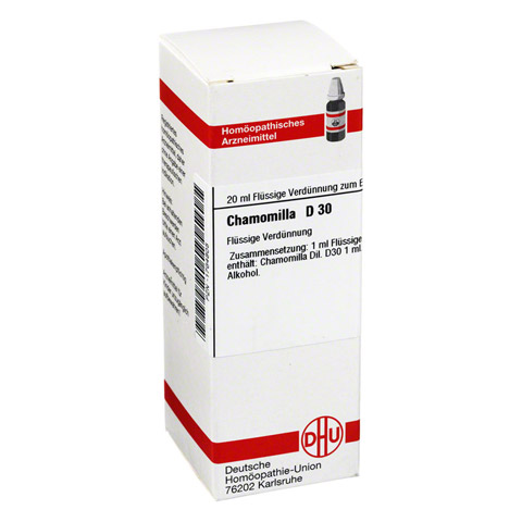 CHAMOMILLA D 30 Dilution 20 Milliliter N1
