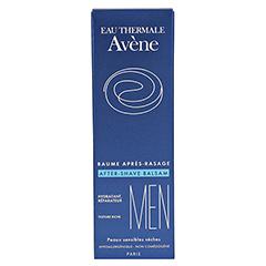 AVENE MEN After-Shave Balsam 75 Milliliter - Rückseite