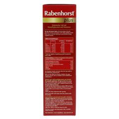 RABENHORST Eisenblut plus Saft 450 Milliliter - Linke Seite