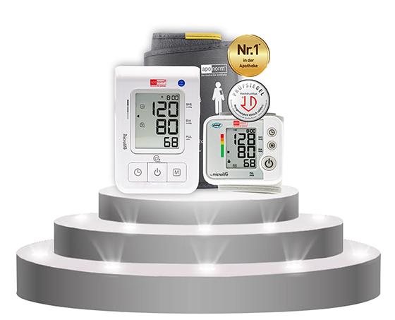 Themenshop Blutdruck messen