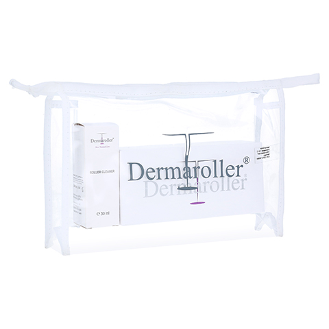 DERMAROLLER Homecare Set inkl.Roller Cleaner 1 St�ck