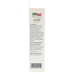 SEBAMED Trockene Haut parfümfrei Lotion Urea 10% + gratis SEBAMED Intim Waschgel pH 3,8 für die junge Frau 200 Milliliter - Rechte Seite