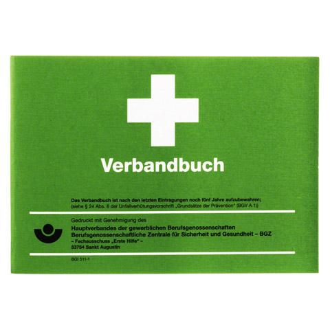 ERSTE HILFE Verbandtuch A5 50 Blatt 1 St�ck