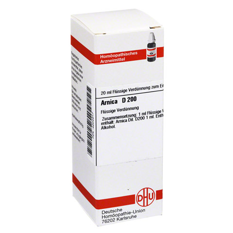 ARNICA D 200 Dilution 20 Milliliter N1