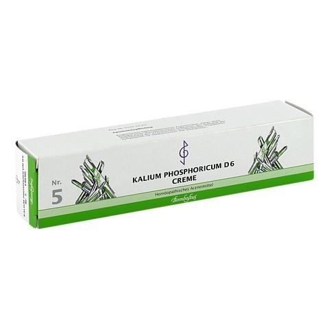 BIOCHEMIE 5 Kalium phosphoricum D 6 Creme 100 Milliliter N2