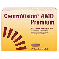 CENTROVISION AMD Premium Tabletten 180 Stück - Vorderseite