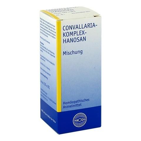 CONVALLARIA KOMPLEX fl�ssig 50 Milliliter N1