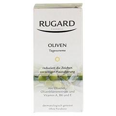 RUGARD Oliven Tagescreme 50 Milliliter - Vorderseite