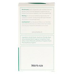 AHC sensitive Antitranspirant fl�ssig 50 Milliliter - R�ckseite