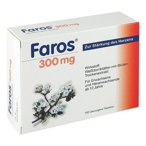 Faros 300mg 100 St�ck N3