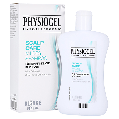 PHYSIOGEL Scalp Care Mildes Shampoo 250 Milliliter