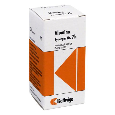 SYNERGON KOMPLEX 7 b Alumina Tabletten 100 St�ck