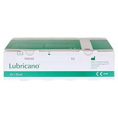 LUBRICANO steriles Gel 10x10 Milliliter - Vorderseite