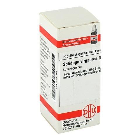 SOLIDAGO VIRGAUREA D 3 Globuli 10 Gramm N1