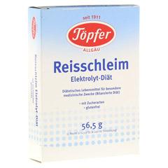 TÖPFER Reisschleim Elektrolyt Diät Pulver 5 Stück