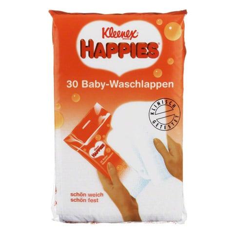 KLEENEX Happies Baby Wascht�cher 30 St�ck