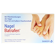 Nagel Batrafen Start Set 1.5 Gramm - Vorderseite