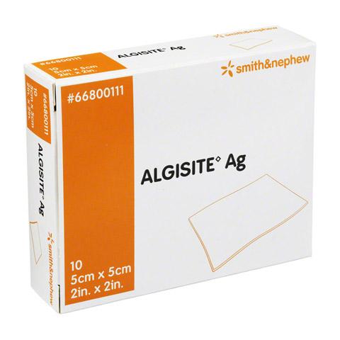 ALGISITE AG Kompressen 5x5 cm 10 Stück