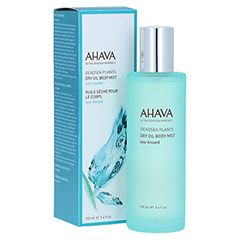Ahava Dry Oil Body Mist Sea-kissed 100 Milliliter