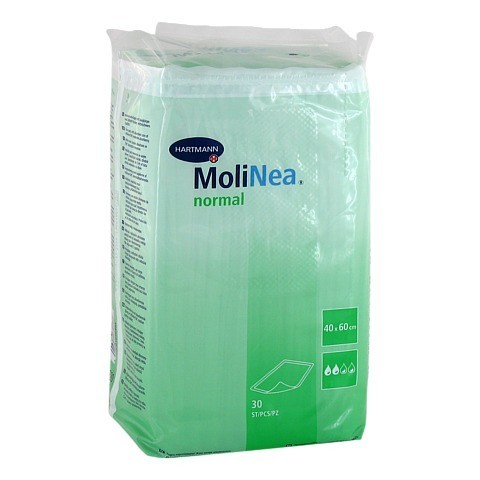 MOLINEA normal Krankenunterlage 40x60 cm 30 St�ck