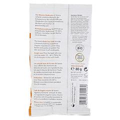 LAVERA Meeres-Badesalz Bio-Orange+Bio-Sanddorn 80 Gramm - R�ckseite