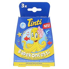 TINTI Badekonfetti 3er Pack 3 Stück - Vorderseite