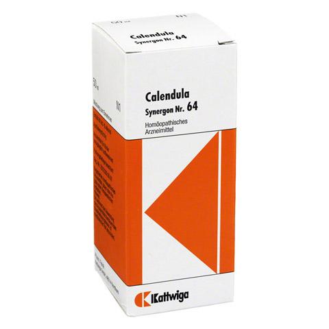 SYNERGON KOMPLEX 64 Calendula Tropfen 50 Milliliter N1