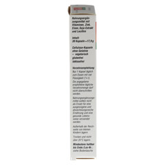 ALSIFEMIN 50 Klima-Aktiv m.Soja 1x1 Kapseln 30 St�ck - Linke Seite