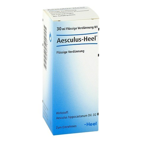 AESCULUS HEEL Tropfen 30 Milliliter N1