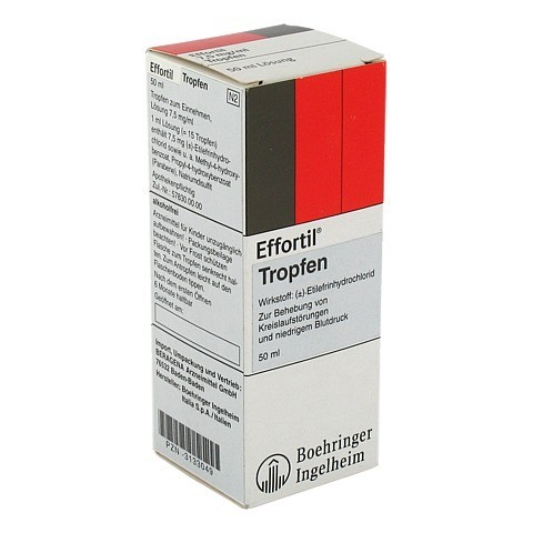 Effortil 50 Milliliter N2