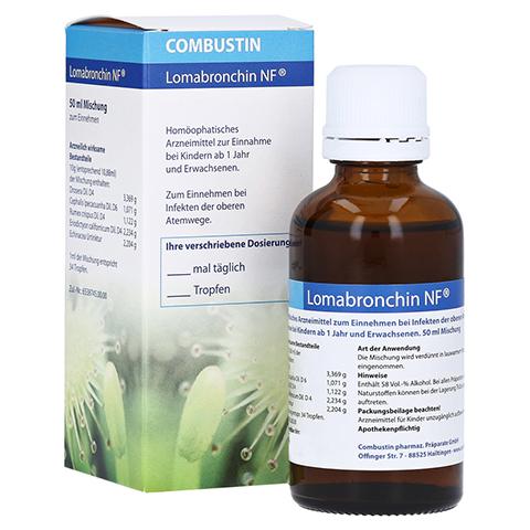 LOMABRONCHIN NF Tropfen 50 Milliliter N1