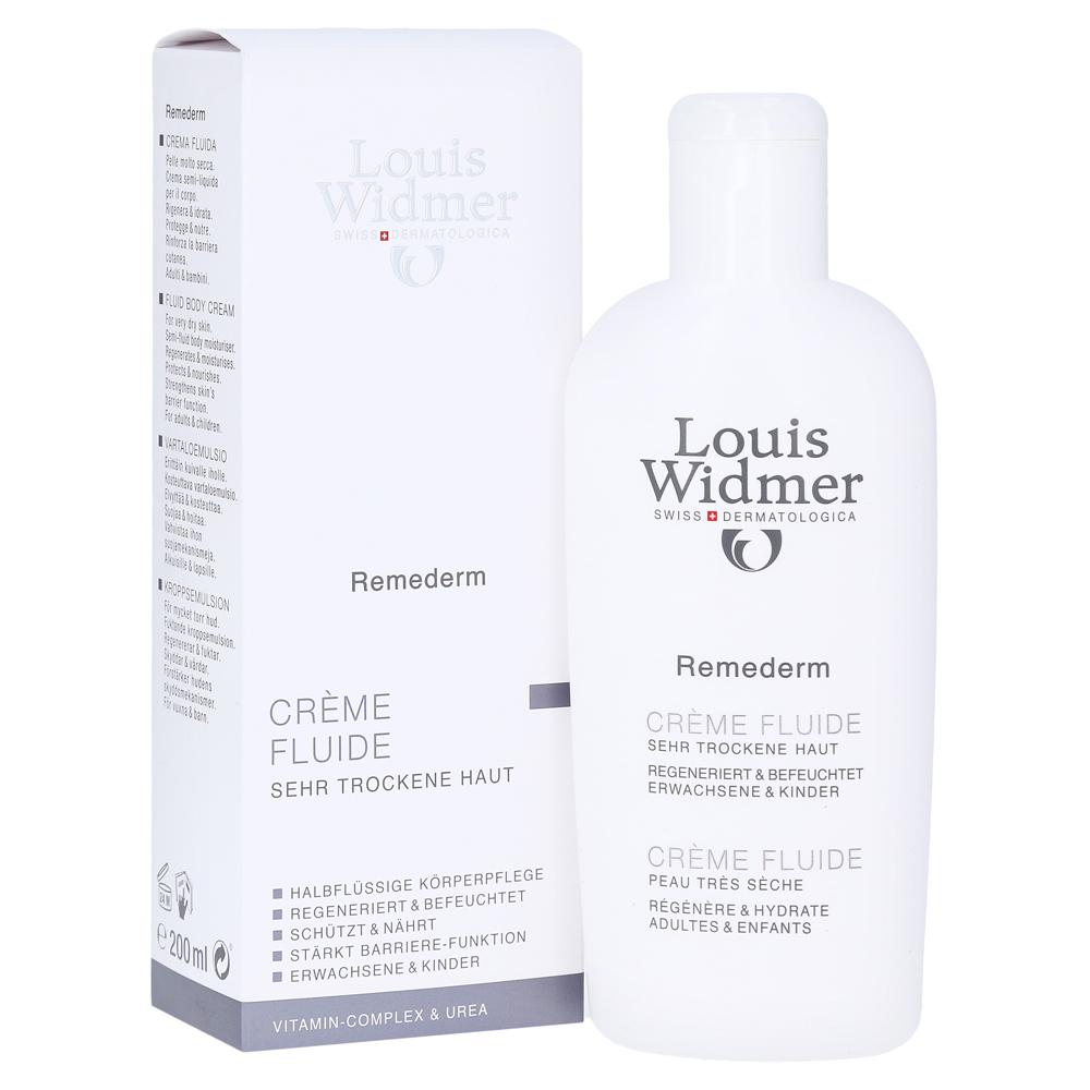 WIDMER Remederm Creme Fluide leicht parfümiert 200 ...