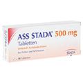ASS STADA 500mg 10 St�ck N1