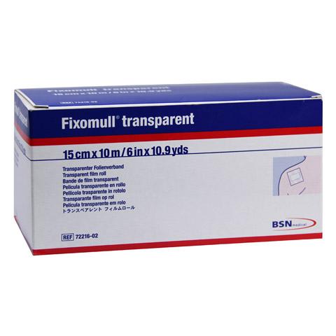 FIXOMULL transparent 15 cmx10 m 1 Stück