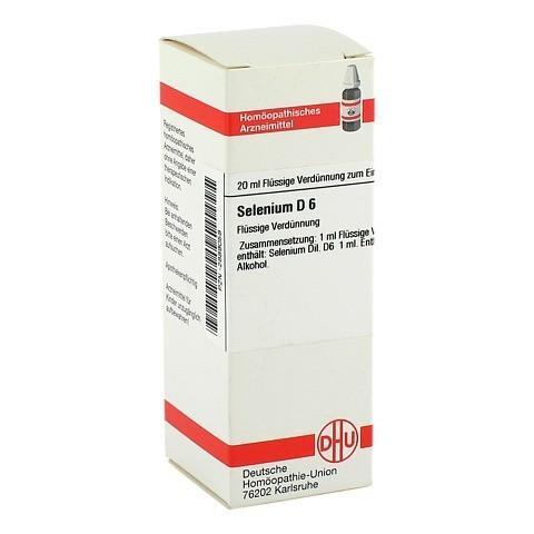 SELENIUM D 6 Dilution 20 Milliliter N1