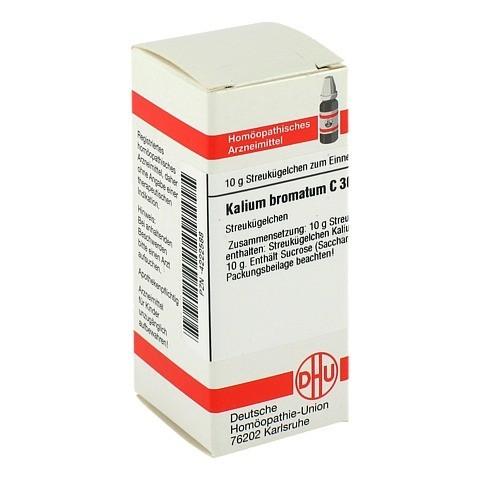KALIUM BROMATUM C 30 Globuli 10 Gramm N1