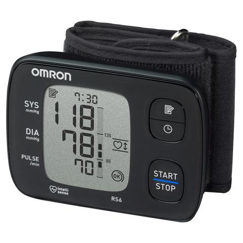 OMRON RS6 Handgelenk Blutdruckmessger�t 1 St�ck