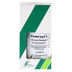 FEMI CYL L Ho-Len-Complex Tropfen 50 Milliliter N1 - Vorderseite
