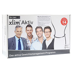 XLIM Aktiv Starterpaket for men Vanille 1 Packung
