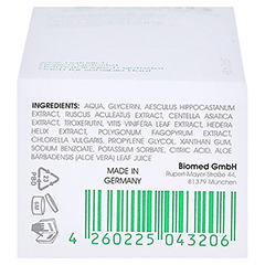 BIOMED Couperose ade Konzentrat 30 Milliliter - Unterseite