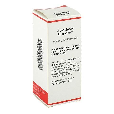 AESCULUS N Oligoplex Liquidum 50 Milliliter N1