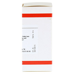 HEKLA lava e lava D 30 Tabletten 80 Stück - Rechte Seite
