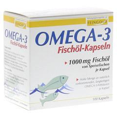 OMEGA 3 Fischöl Kapseln 100 Stück