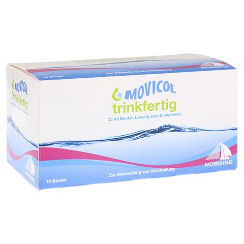 MOVICOL trinkfertig 25 ml Beutel Lsg.z.Einnehmen 10 Stück