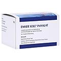 Emser Sole Inhalat Lösung für einen Vernebler 20 Stück N2
