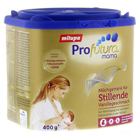 MILUPA PROFUTURA Mama Milchgetränk f.Stillende Plv 400 Gramm