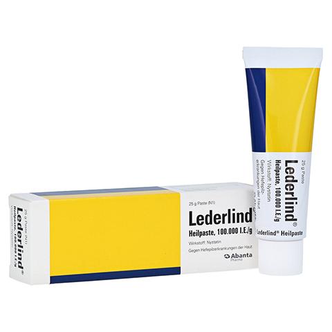 Lederlind Heilpaste 25 Gramm N1